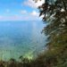 panoramic vie of national park jasmund summer on rugen germany
