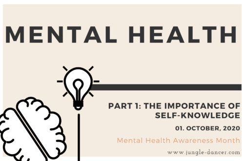 Mental health awareness month: the importance of self knowledge