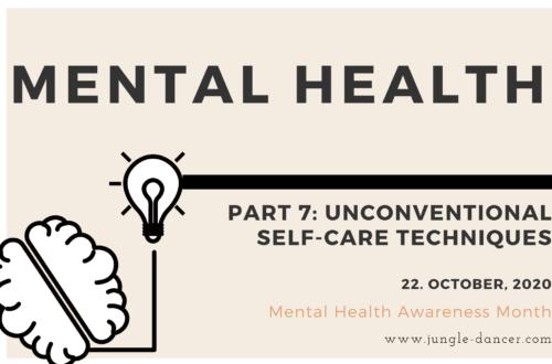 Self-care techniques